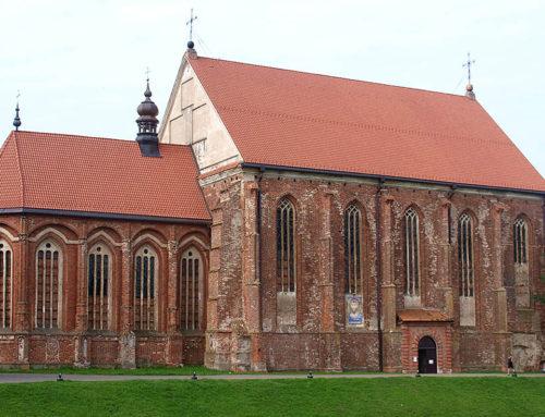 Istorinis įvykis – Kauno Šv. Jurgio bažnyčiai dovanojama šv. Adalberto Vaitiekaus relikvija