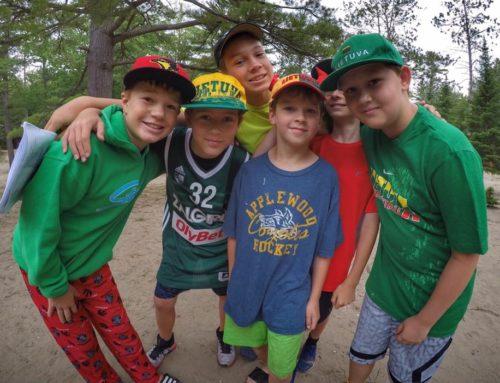 """Pranciškonų rengiama stovykla """"Kretinga"""" lietuviams vaikams Kanadoje"""