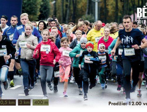 Šv. Pranciškaus taurės bėgimas – jau spalio 1 dieną Kretingoje
