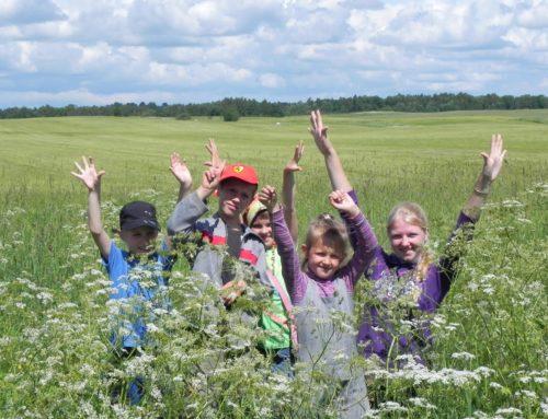 Šv. Antano vaikų dienos centrui – 10 metų
