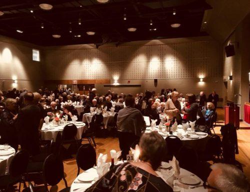 """Toronto Prisikėlimo parapija rengė parapijos vakarienę ir šventė stovyklos """"Kretinga"""" gimtadienį"""
