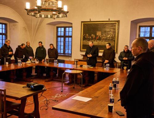 Kretingoje vyksta metinis gvardijonų, ekonomų ir ugdytojų susitikimas