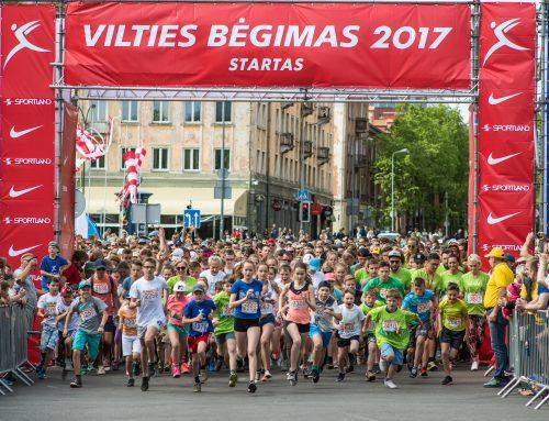 """""""Vilties bėgimas"""" Klaipėdoje – gegužės 20 dieną"""