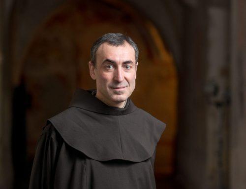 """Br. Algirdas Malakauskis OFM: """"Augustinas Dirvelė mums yra tikėjimo liudytojas"""""""