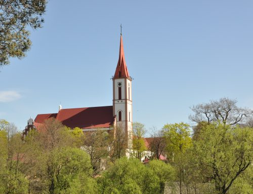 Kretingoje vyks tradiciniai šv. Antano Paduviečio atlaidai ir miesto šventė