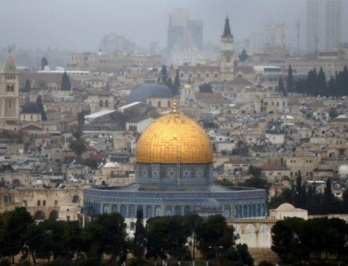 Šventosios Žemės kustodija suorganizavo Ramadano vakarienę Jeruzalėje
