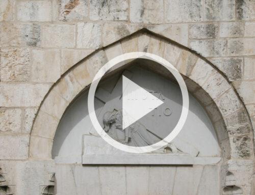 Kryžiaus kelio Jeruzalėje apmąstymas