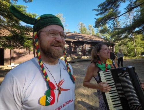 """""""Kretingos"""" stovykla lietuviškai kalbančiam jaunimui Kanadoje – GALERIJA"""