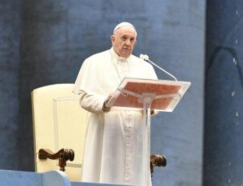 Popiežiaus Pranciškaus žinia Mažesniųjų brolių ordino Generalinės Kapitulos dalyviams